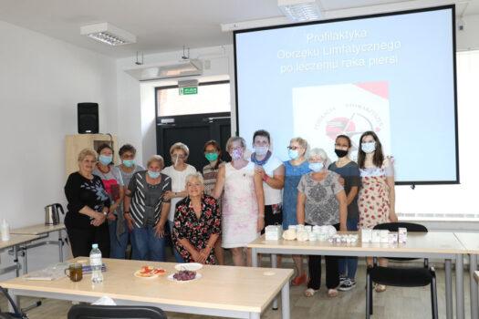 Warsztaty dotyczące Profilaktyki iZapobiegania Obrzęku Limfatycznego