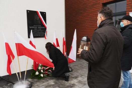 Uroczystości zokazji Narodowego Dnia Pamięci Żołnierzy Wyklętych